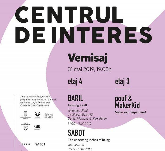 Expozitii noi, ateliere pentru copii si muzica live, la Centrul de Interes, Cluj-Napoca