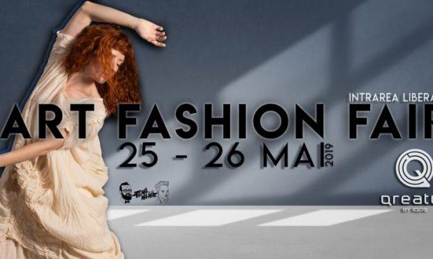 Art Fashion Fair 25-26 mai 2019