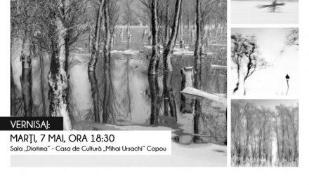 """Expoziţie de fotografie Eva Androniu """"Caligrafie intimă"""" @ Casa de Cultură """"Mihai Ursachi"""" a Municipiului Iași"""