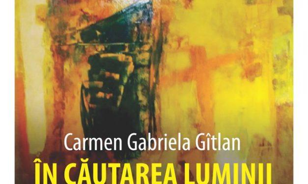 """Expoziţie de pictură """"În Căutarea Luminii"""" de Carmen Gabriela Gîtlan @ Galeria de Artă """"Ion Neagoe"""", Casa Corpului Didactic, Iași"""