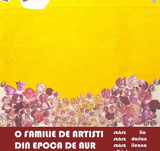 """Expoziția """"O familie de artiști din epoca de aur"""" @ Muzeul de Artă Constanța"""