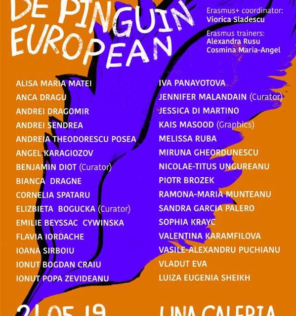 Expoziția studenților Erasmus+ semestrul al-II-lea – Anul Universitar 2018 – 2019 @UNAgaleria, București