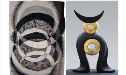 """Expoziție """"Interferențe"""" Sz. Bach Hedda și Szervátiusz István @ Muzeul de Artă Cluj-Napoca"""