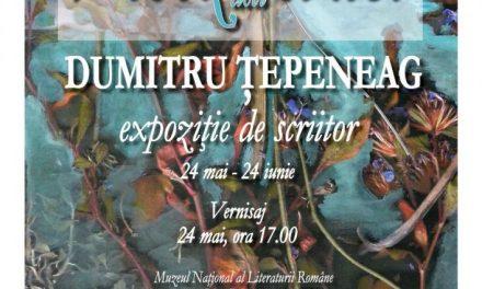 """Expoziție """"VISEZ DECI EXIST"""" – Dumitru Țepeneag @ Muzeul Național al Literaturii Române"""