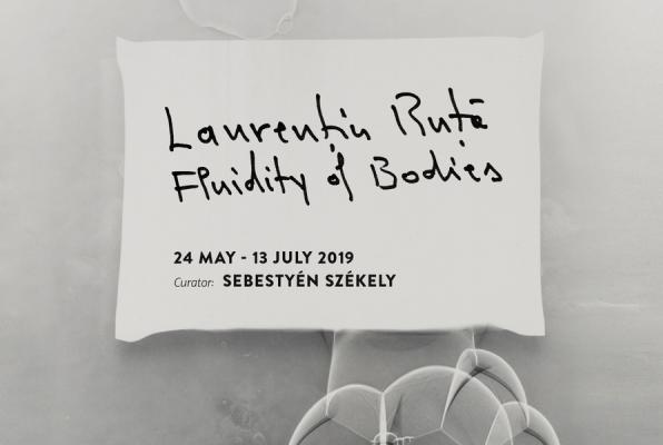 """Expoziție Laurențiu Ruță """"Fluidity of Bodies"""" @ Galeria Quadro 21"""