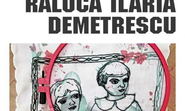 """Expoziție Raluca Ilaria Demetrescu """"E 15"""" @ ATELIER 030202, București"""
