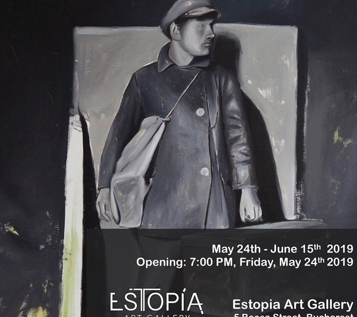 """Expoziție Sergiu Laslo """"Lighting Grey"""" @ Galeria Estopia, București"""
