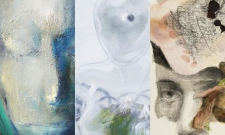 """Expoziția """"Agnosia"""": Amalia Dulhan / Beatrice Anghelache / Daniela Grapa @ Art Yourself Gallery, București"""