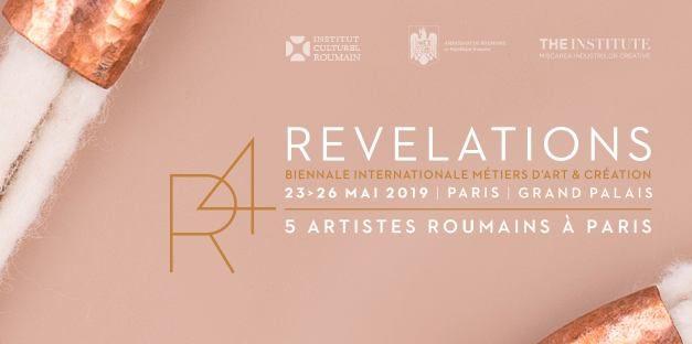 Révélations Paris – când meseriile artistice devin modernitate