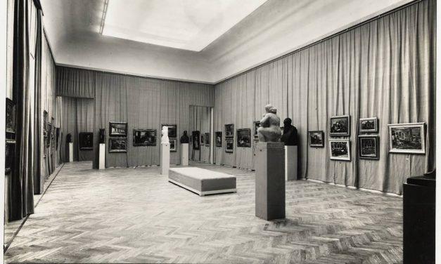 Pavilionul României la Bienala de artă de la Veneția din 1938