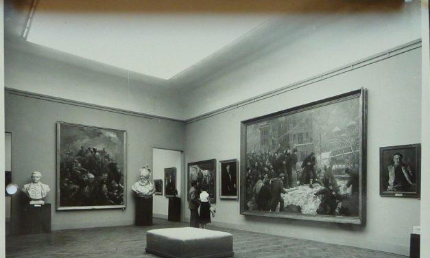 Pavilionul României la Bienala de artă de la Veneția din 1954