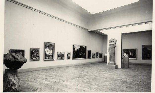 Pavilionul României la Bienala de artă de la Veneția din 1962