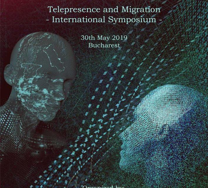 Simpozion despre noile tehnologii ale scenei: Telepresence and Migration @ CINETic București