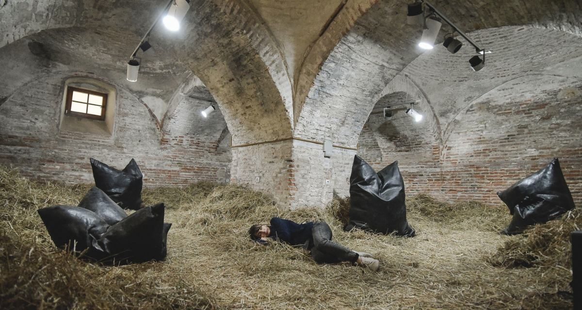 "Bianca Mann ""The Big Sleep"" @ Centrul Cultural Palatele Brâncovenești"