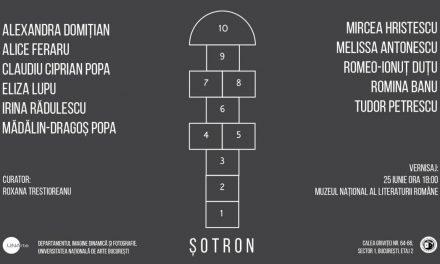 Șotron. Expoziție de disertație @ Muzeul Național al Literaturii Române