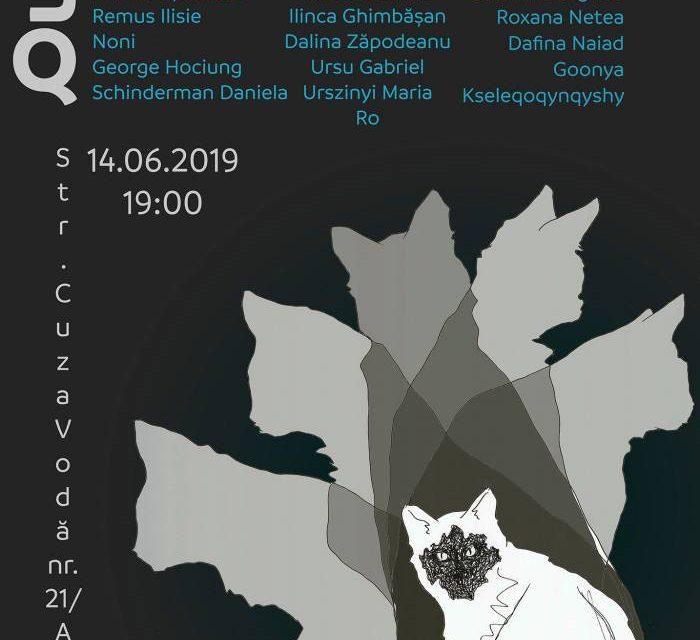 """Expoziție """"Pauză Existențială: Una și nouăsprezece pisici"""" @ Quark Gallery, Oradea"""