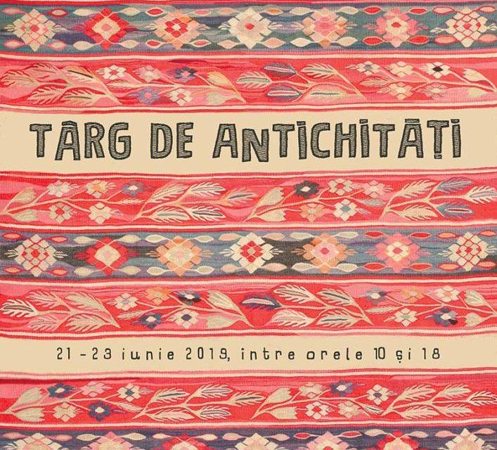 Târgul de antichități de la Muzeul Național al Țăranului Român