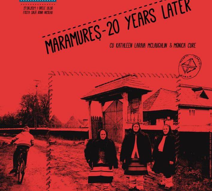 """CONFERINȚELE DE LA ȘOSEA #19 """"Maramureșul după 20 de ani"""" @ Muzeul Național al Țăranului Român"""
