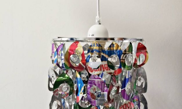 Can Art&Design Festival a ales cele mai reuşite şapte proiecte de reciclare creativă a dozelor din aluminiu