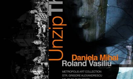 Expoziția UNZIP THE CITY Daniela Mihai & Roland Vasiliu @ Metropolis Art Collection, București