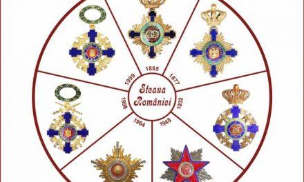 """Expoziție """"Tradiţie şi actualitate. Evoluţia Sistemului Naţional de Decoraţii (secolele XIX – XXI)"""" @ Muzeul Naţional Cotroceni"""