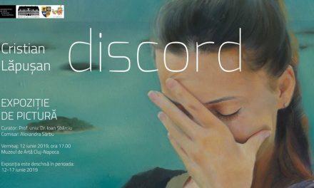 """Expoziție Cristian Lăpușan """"Discord"""" @ Muzeul de Artă Cluj-Napoca"""