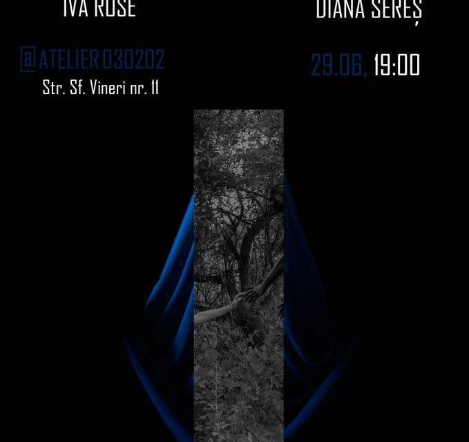 """Expoziție Iva Ruse & Diana Seres """"Translucidity"""" @ ATELIER 030202, București"""