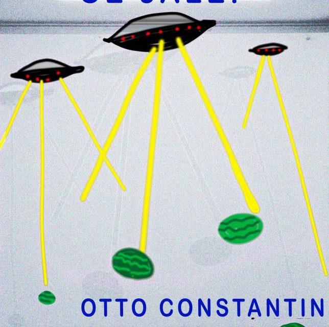 """Expoziție Otto Constantin """"Of, ce dor, check-in, ce jale"""" @ E T A J – artist run space, București"""