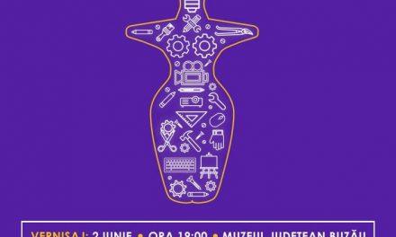 Expoziția itinerantă NeoNlitic @ Muzeul Județean Buzău