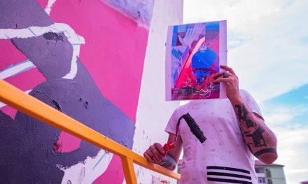 18 artiști de artă stradală transmit un mesaj unitar pe zidurile din Sibiu – #Openness, la SISAF 2019