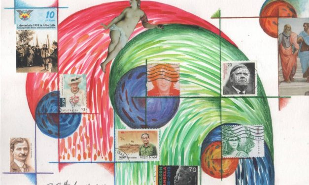Pamflete grafice pre și post electorale