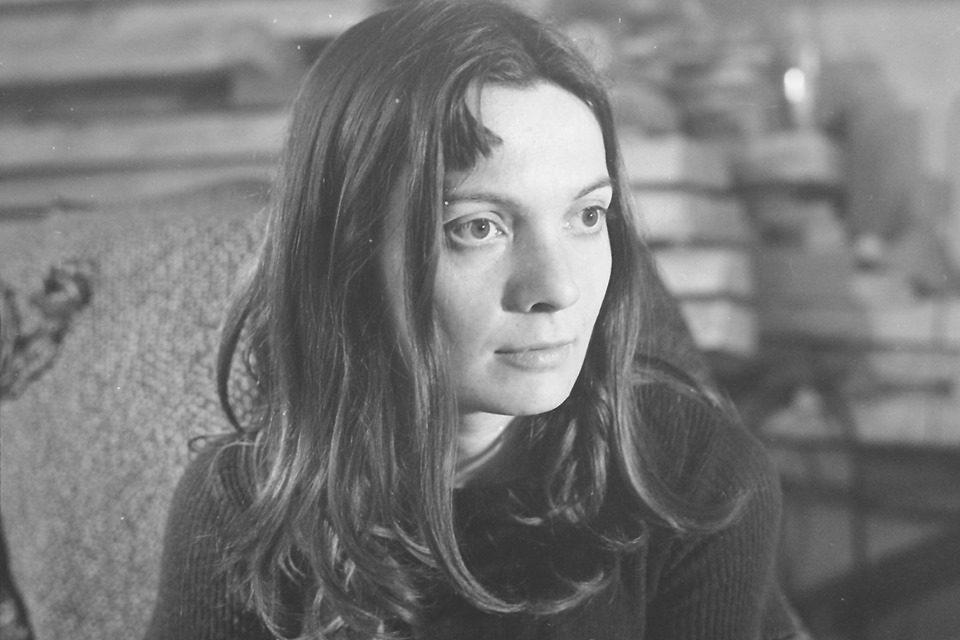 Adina Țuculescu, martie 1972