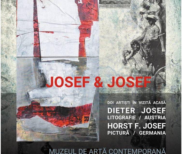 """Expoziţia """"Josef & Josef"""" la Muzeul Naţional Brukenthal din Sibiu"""