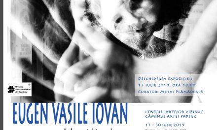 """Expoziția personală de pictură Eugen Vasile Iovan """"Identitarium"""" @ Centrul Artelor Vizuale – Galeria Caminul Artei, București"""