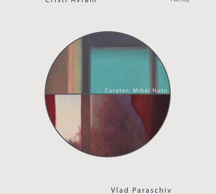 "Expoziție ""Opposite dreams"" Cristi Avram și Vlad Paraschiv @ Atelier Patru din Cluj-Napoca"