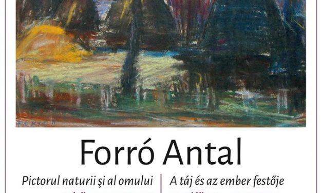 """Expoziție """"Forró Antal – pictorul naturii și al omului"""" @ Muzeul de Artă Cluj-Napoca"""