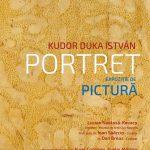 """Expoziție de pictura Kudor-Duka Istvan """"Portret"""" @ Muzeul de Artă Cluj-Napoca"""