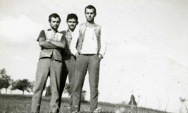 Poiana Mărului: Teodor Moraru, Mircea Milcovici, Horia Bernea pe dealul Bărdaş (1959-1960)