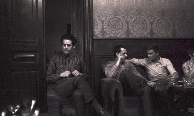 Radu Varia, Horia Bernea și Paul Neagu, București, 1969