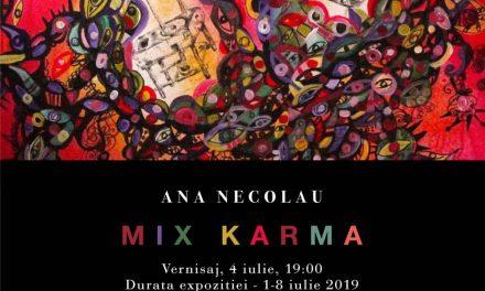 Ana Necolau – Mix Karma @ Kube Musette