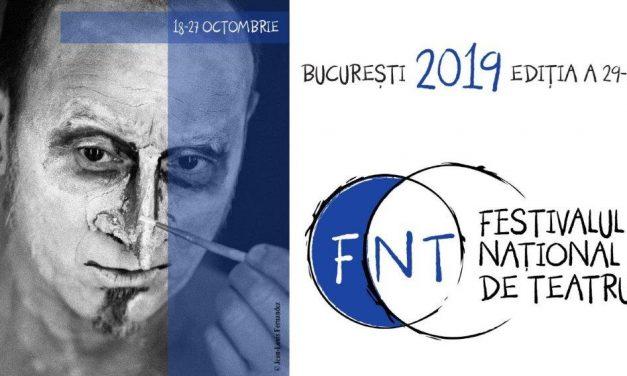 Selecția națională a spectacolelor din FNT 2019 și noua imagine a festivalului