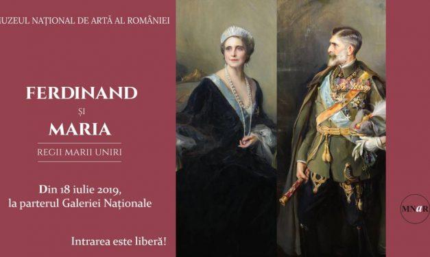 """Expoziția """"Ferdinand și Maria. Regii Marii Uniri"""" @ Muzeul Național de Artă al României"""