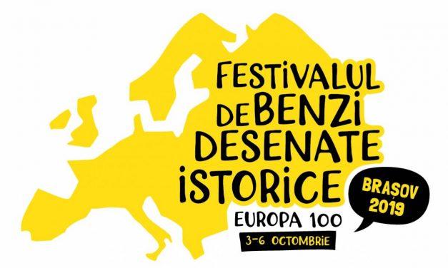 Artiști BD, ilustratori și graficieni, invitați să depună lucrări pentru Festivalul de Benzi Desenate Istorice Brașov 2019