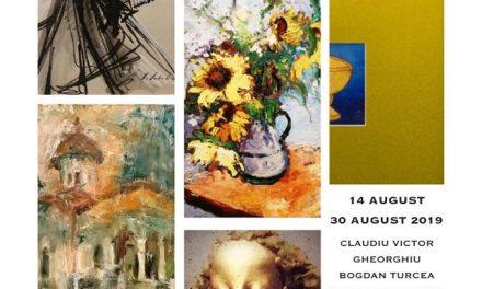"""""""Expoziţie de August"""" @ Galeria Romană, București"""