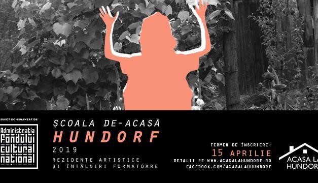 DINCOLO DE LABORATOR – cu Daniel Sur @ rezidența Acasă la Hundorf