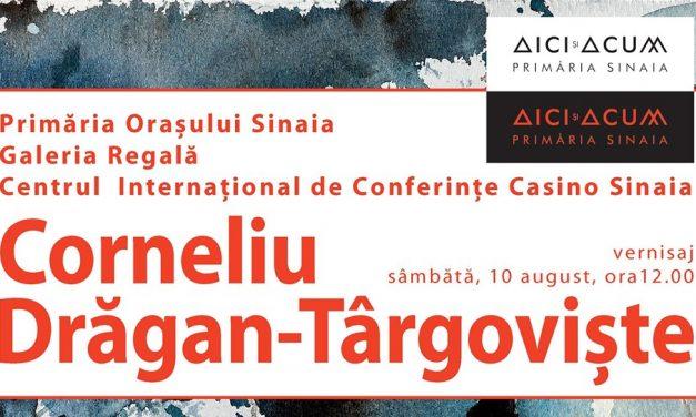 expoziție de acuarelă – Corneliu Drăgan-Târgoviște @ Sinaia
