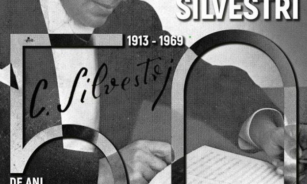 "Expoziția""Constantin Silvestri 50""și concert extraordinar Enescu-Silvestri la Sala Dalles"