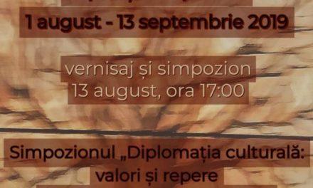 """Expoziție de pictură """"Tineri artiști, martori ai viitorului"""" și simpozionul """"Diplomația culturală – valori și repere ale dialogului intercultural"""" la sediul ICR Tel Aviv"""