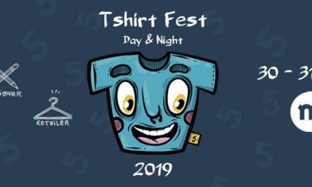 T-shirt Fest 2019