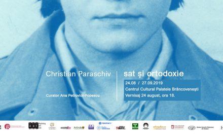"""Expoziție Christian Paraschiv """"Sat și ortodoxie"""" @ Centrul Cultural """"Palatele Brâncovenești de la Porțile Bucureștiului"""""""
